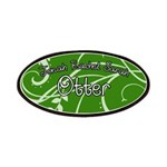 Otter Patch Patches