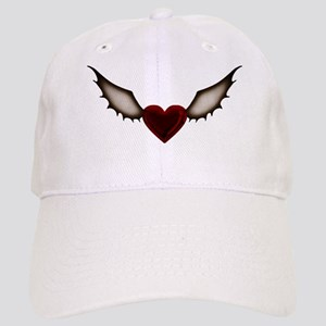 Dark Wing Heart Cap