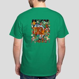 African Design Dark T-Shirt