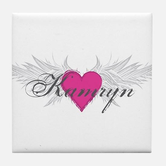 My Sweet Angel Kamryn Tile Coaster