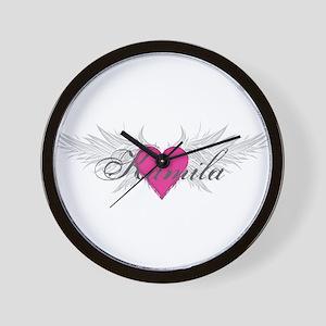 My Sweet Angel Kamila Wall Clock