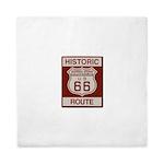 Newberry Springs Route 66 Queen Duvet