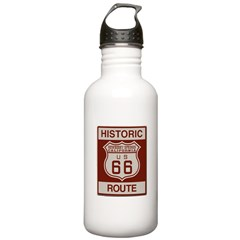 Newberry Springs Route 66 Water Bottle