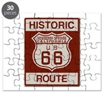 Newberry Springs Route 66 Puzzle