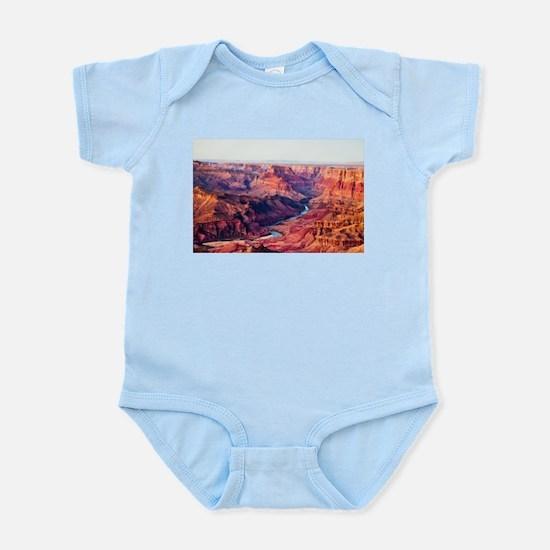 Grand Canyon Landscape Photo Infant Bodysuit