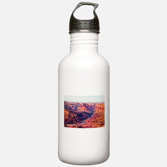 Grand Canyon Landscape Photo Water Bottle