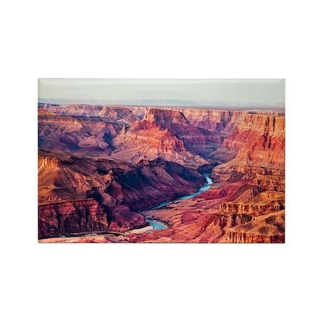 Grand Canyon Landscape Photo Rectangle Magnet