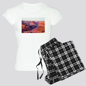 Grand Canyon Landscape Photo Women's Light Pajamas