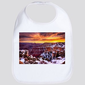 Grand Canyon Landscape at Sunrise Bib