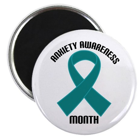 Anxiety Awareness Month Magnet