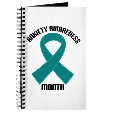 Anxiety Awareness Month Journal