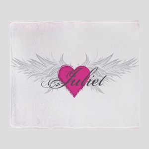 My Sweet Angel Juliet Throw Blanket