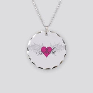 My Sweet Angel Julie Necklace Circle Charm