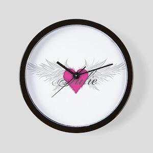 My Sweet Angel Julie Wall Clock