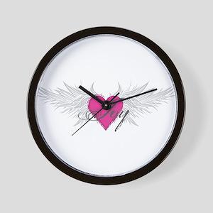 My Sweet Angel Joy Wall Clock