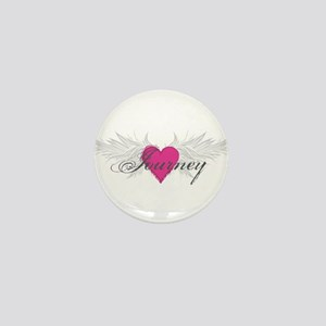 My Sweet Angel Journey Mini Button