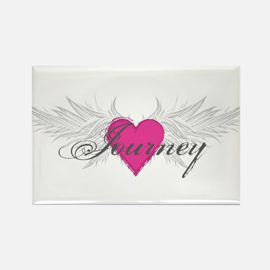 My Sweet Angel Journey Rectangle Magnet (100 pack)