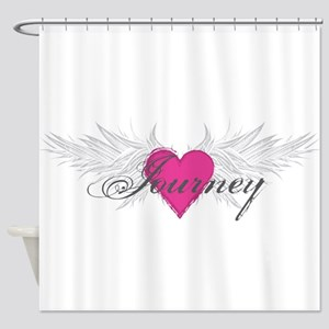 My Sweet Angel Journey Shower Curtain