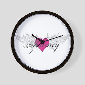 My Sweet Angel Journey Wall Clock