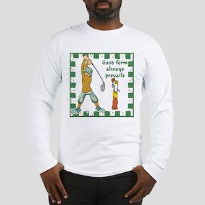 Top 10 Golf #10 Long Sleeve T-Shirt