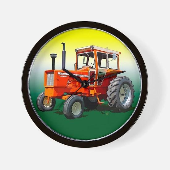 Cool Tractor pulls Wall Clock