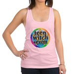 TeenWitch.com Racerback Tank Top