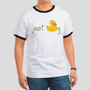 Just Ducky Ringer T