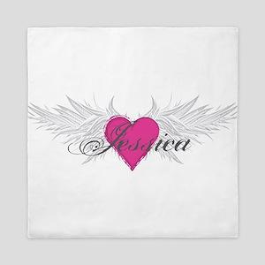 My Sweet Angel Jessica Queen Duvet