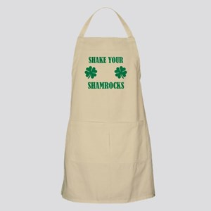 Shake your shamrocks Apron