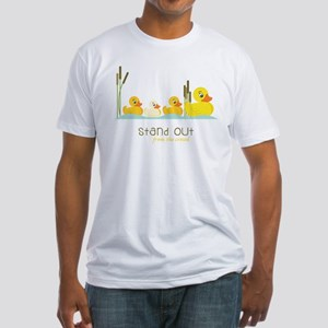Stand Out Fitted T-Shirt