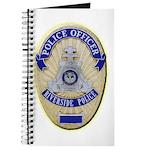 Riverside Police Officer Journal