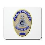 Riverside Police Officer Mousepad