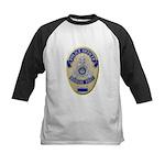 Riverside Police Officer Kids Baseball Jersey
