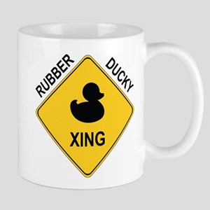 Rubber Ducky Xing Mug