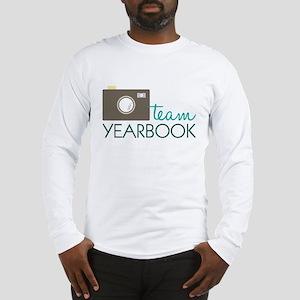 Team Yearbook Long Sleeve T-Shirt