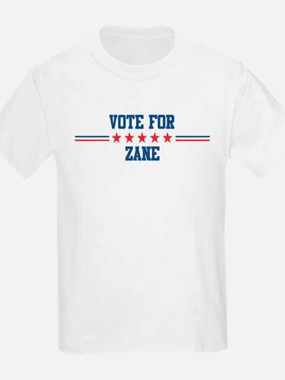 Vote for ZANE Kids T-Shirt
