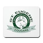 St. Eugene School Mousepad