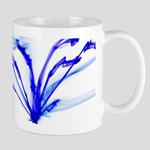 Blue Ink in Water Mug