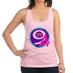 049 Zero Alcohol for Nine Months Racerback Tank To
