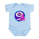 049 Zero Alcohol for Nine Months Infant Bodysuit