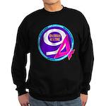 049 Zero Alcohol for Nine Months Sweatshirt (dark)