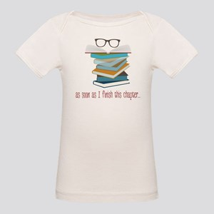 This Chapter Organic Baby T-Shirt