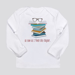 This Chapter Long Sleeve Infant T-Shirt