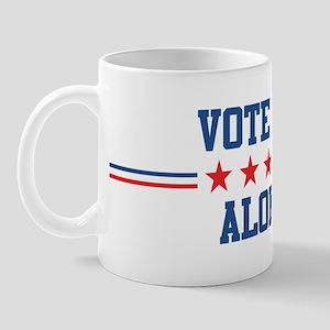 Vote for ALONZO Mug