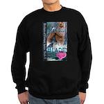 Blade's Fantasy book II cover image Sweatshirt (da