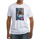 Blade's Fantasy book II cover image Fitted T-Shirt