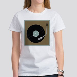 Record Player Women's T-Shirt