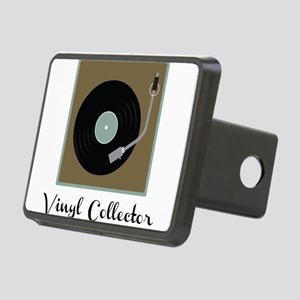 Vinyl Collector Rectangular Hitch Cover