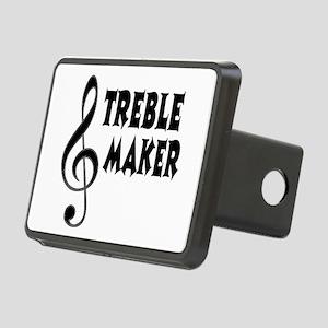 Treble Maker Rectangular Hitch Cover