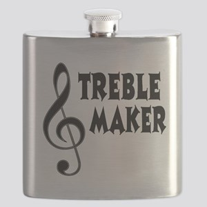 Treble Maker Flask